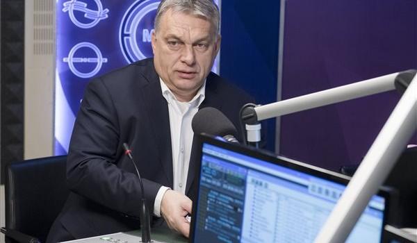 """Orbán: a """"Stop Soros"""" törvénycsomag új helyzetet teremt"""