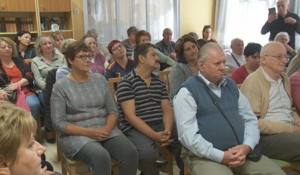 Elkezdődött az Idősek Hete a Nagykanizsai Egyesített Szociális Intézménynél