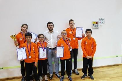 Rangos birkózóversenyen szerepelhettek a kanizsaiak
