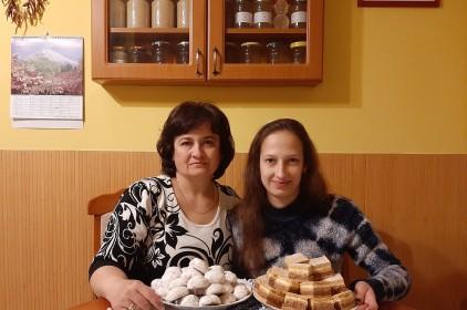 GasztroKanizsa: Mézes pudingkocka és mézes puszedli – a család kedvencei