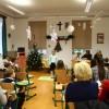 Adventi karácsonyi ének, fotó: Bakonyi Erzsébet