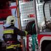 Újabb tűzeset Kanizsán, fotó: Gergely Szilárd