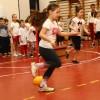 Iskolavárás játékkal, sporttal, fotó: Bakonyi Erzsébet