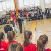 Átadták a felújított kézilabdacsarnokot, fotó: Jancsi László