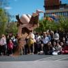 Táncolt az egész város, fotó: Gergely Szilárd