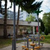 Felavatták a Kanizsai Dorottya Kórház játszóterét, fotó: Gergely Szilárd