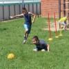 Egészség és sportnap a Zrínyi-iskolában, fotó: Bakonyi Erzsébet