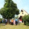 Búcsúmise és Mária-kép szentelés, fotó: Bakonyi Erzsébet