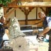 Luxemburgi Zsigmondtól a tyúkfül tésztáig, fotó: Bakonyi Erzsébet