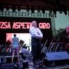 Fieszta Giro-módra az Erzsébet téren, fotó: Gergely Szilárd