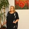 Vászonra írt gondolatok, érzések, fotó: Bakonyi Erzsébet