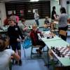 Ifjú sakktehetségek tornája a Batthyányban, fotó: Gergely Szilárd