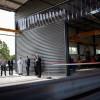 Felavatták a legújabb csarnokot az ipari parkban, fotó: Gergely Szilárd