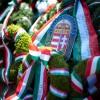 Az aradi vértanúkra emlékeztek, fotó: Gergely Szilárd
