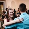Táncoló fiatalok a Móriczban, fotó: Jancsi László