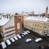 Tél a tavaszban Nagykanizsán, fotó: Horváth Zoltán