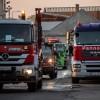 Fertőtlenítés Nagykanizsán, fotó: Gergely Szilárd
