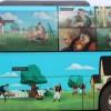 Kanizsára érkezett az Arany 200 busz, fotó: Bakonyi Erzsébet