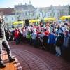 Megérkezett a Mikulás Kanizsára, fotó: Gergely Szilárd