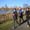 Jótékonysági futás a Csó-tó körül, fotó: Gergely Szilárd