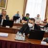 Soron kívüli ülés Nagykanizsán 2020.09.28., fotó: Horváth Zoltán