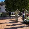 A mártírok emlékére - Október 6-ai megemlékezés Nagykanizsan, fotó: Horváth Zoltán
