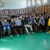 Lelki nap a Piarista-gimnáziumban, fotó: Gergely Szilárd