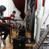 Hangszert a kézbe, fotó: Bakonyi Erzsébet