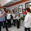 Ambrus Márta művésztanár és tanítványainak kiállítása, fotó: Bakonyi Erzsébet