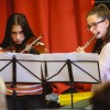 Zenés istentisztelet a református gyülekezetben