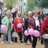 Séta a mellrák elleni küzdelemért