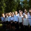 Az aradi vértanúkra emlékeztek a Székely kertben, fotó: Gergely Szilárd
